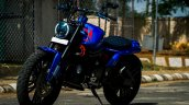 Bajaj Avenger 220 Odin Reisende 3.0 by Prodigy Customs front three quarter