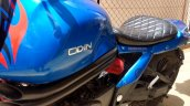 Bajaj Avenger 220 Odin Reisende 3.0 by Prodigy Customs fuel tank and seat