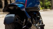 Bajaj Avenger 220 Odin Reisende 3.0 by Prodigy Customs rear three quarter right