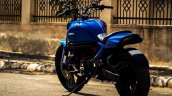 Bajaj Avenger 220 Odin Reisende 3.0 by Prodigy Customs rear three quarter