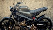 Bajaj Pulsar NS 200 By Motorland Customs Left view