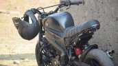 Bajaj Pulsar NS 200 By Motorland Customs rear three quarters