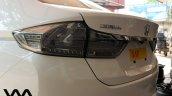 Custom Honda City LED clear lens taillamps by VM Customs