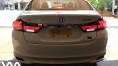 Custom Honda City by VM Customs rear