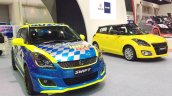 Custom Swifts Galore at Bangkok International Auto Salon