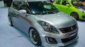 Custom Suzuki Swift Bangkok International Auto Salon Silver
