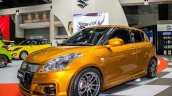 Custom Suzuki Swift Bangkok International Auto Salon Orange