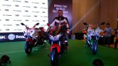 DSK Benelli 302R Indian launch event