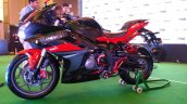 DSK Benelli 302R left side Indian launch