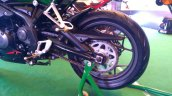 DSK Benelli 302R rear wheel