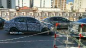 Fiat Argo Sedan Spied in Argentina