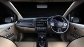 Honda Amaze Privilege Edition dashboard
