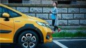 Honda Fit Cross Style wheel arch cladding