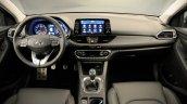 Hyundai i30 Fastback dashboard