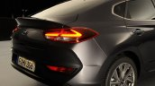Hyundai i30 Fastback rear fascia