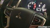 Indonesian-spec Mitsubishi Pajero Sport interior