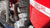 Jawa 350 OHC live images badging