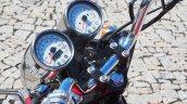 Jawa 350 OHC live images instrumentation