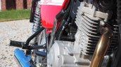 Jawa 350 OHC live images kick