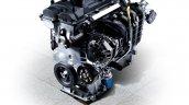 Kia Picanto Kappa engine