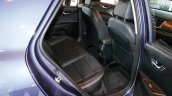 Kia Stonic rear seats
