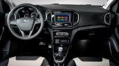 Lada XRAY Exclusive edition dashboard
