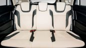 Lada XRAY Exclusive edition rear seat
