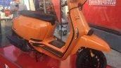 Lambretta V Special orange front three quarter cover