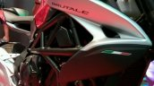 MV Agusta Brutale 800 India launch engine side