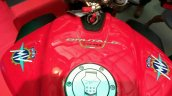 MV Agusta Brutale 800 India launch fuel tank badging