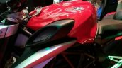 MV Agusta Brutale 800 India launch fuel tank