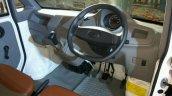 Mahindra Jeeto Minivan India launch dashboard view top