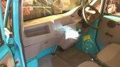 Mahindra Jeeto Minivan India launch dashboard