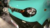 Mahindra Jeeto Minivan India launch front nose
