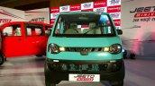 Mahindra Jeeto Minivan India launch front
