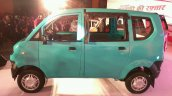 Mahindra Jeeto Minivan India launch side