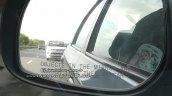 Mahindra KUV100 Facelift Spy Shots Front