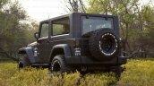 Mahindra Thar to Jeep Wrangler Conversion by Jeep Studio Rear Three Quarters