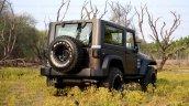 Mahindra Thar to Jeep Wrangler Conversion by Jeep Studio Right Rear Three Quarters