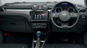 (Maruti) Suzuki Swift Hybrid launched dashboard