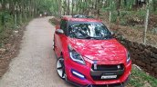 Maruti Swift modded Nissan GT-R front