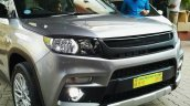 Maruti Vitara Brezza front end by VM Customs