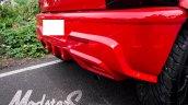 Maruti Zen Project POCKET ROCKET Modsters Automotive bumper