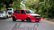 Maruti Zen Project POCKET ROCKET Modsters Automotive front three quarter
