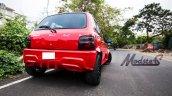 Maruti Zen Project POCKET ROCKET Modsters Automotive rear