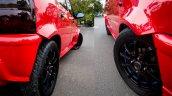 Maruti Zen Project POCKET ROCKET Modsters Automotive wheels