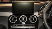 Mercedes-AMG GLC 43 4MATIC Coupe centre console