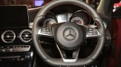 Mercedes-AMG GLC 43 4MATIC Coupe dashboard driver side