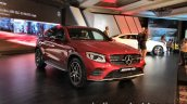 Mercedes-AMG GLC 43 4MATIC Coupe front three quarters