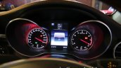 Mercedes-AMG GLC 43 4MATIC Coupe instrument cluster